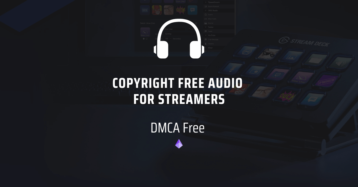 royalty free twitch dmca list music